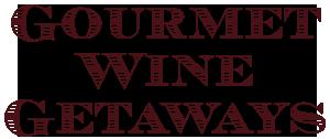 Gourmet Wine Getaways Logo